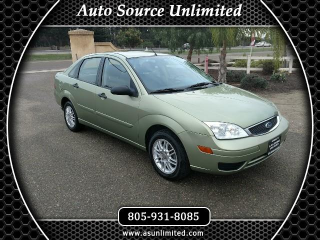 2007 Ford Focus ZX4 SE