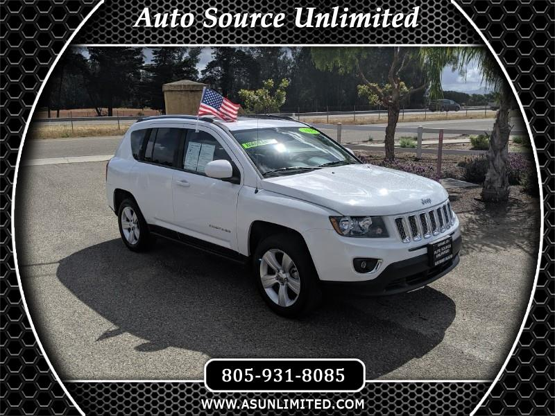 2015 Jeep Compass Latitude FWD