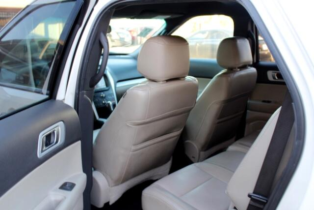 2011 Ford Explorer XLT 4WD