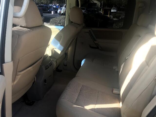 2008 Nissan Titan LE Crew Cab 2WD LWB