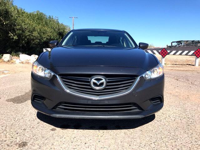 2015 Mazda MAZDA6 i Sport AT