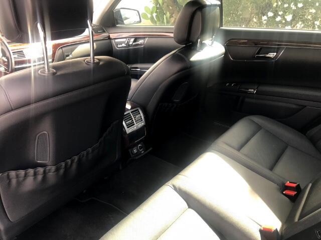2010 Mercedes-Benz S-Class S550