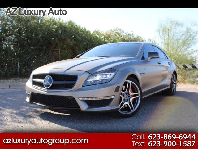 2012 Mercedes-Benz CLS-Class CLS63 AMG LAUNCH EDITION RARE VEHICLE