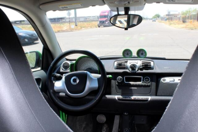 2014 smart Fortwo electric coupe
