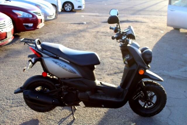 2014 Yamaha Zuma