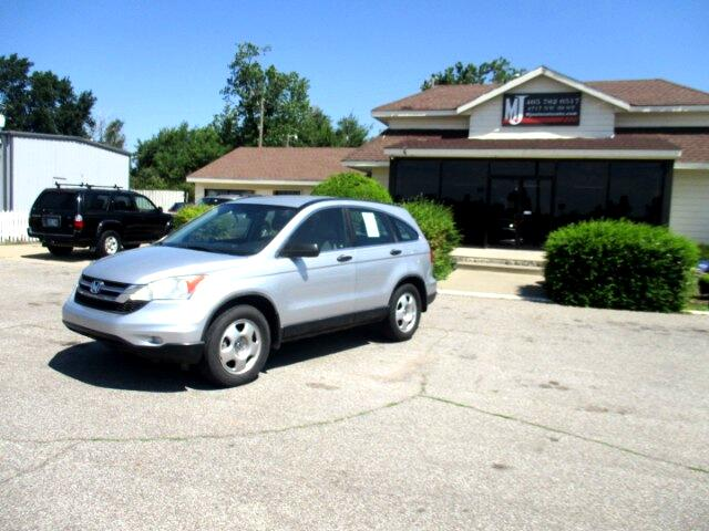 2011 Honda CR-V LX 4WD 5-Speed AT