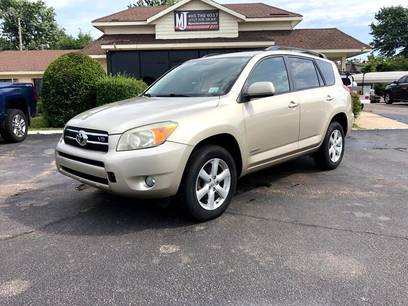 2007 Toyota RAV4 Limited V6 2WD with 3rd Row