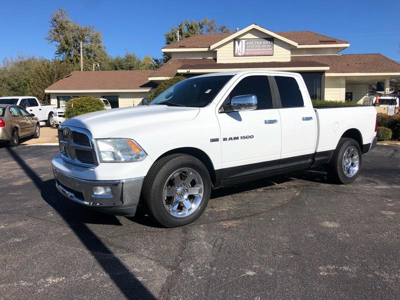 2011 RAM 1500 Laramie Quad Cab 2WD