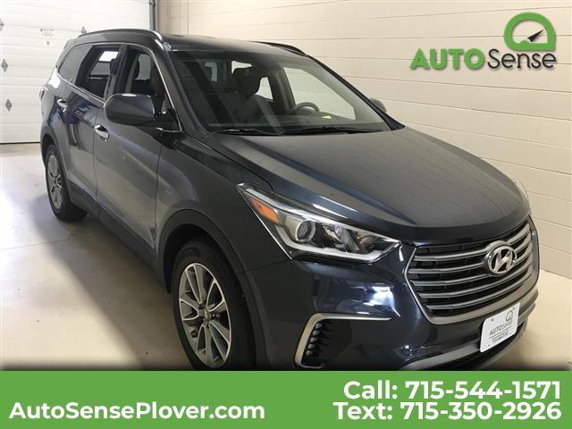 2017 Hyundai Santa Fe SE w/Ultimate Package