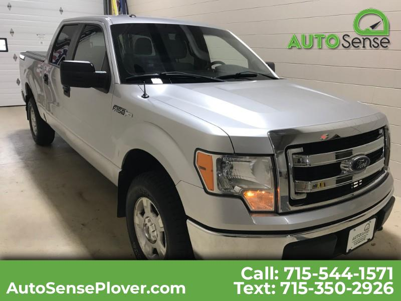 2013 Ford F-150 4WD SuperCrew 157