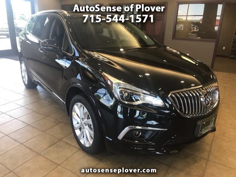 2016 Buick Envision AWD 4dr Premium II