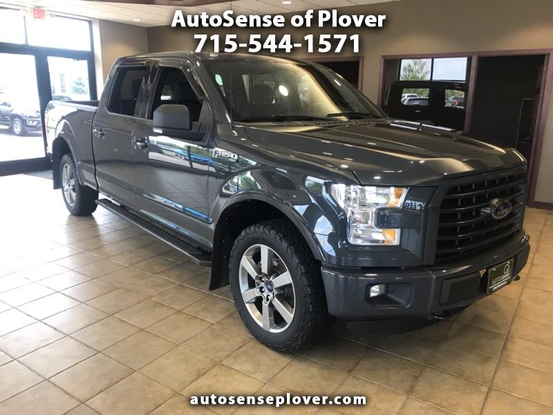 2016 Ford F-150 XLT 6.5-ft. Bed 4WD