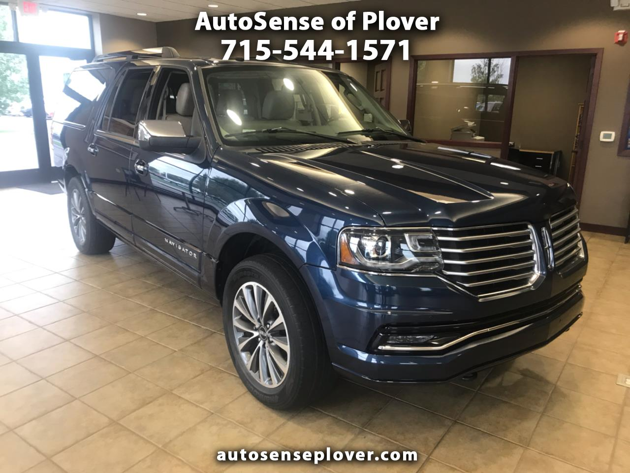 Lincoln Navigator L 4WD 4dr Select 2016