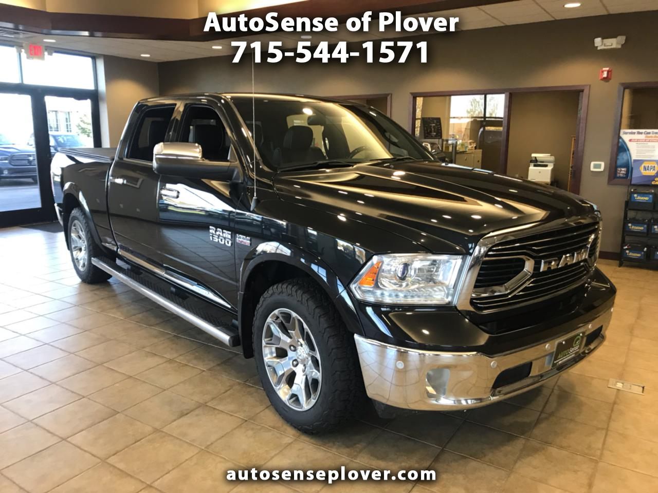 "RAM 1500 4WD Crew Cab 149"" Limited 2017"