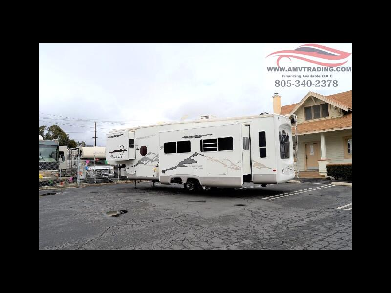 2004 Coachmen Sommerset Dream Catcher Fifth Wheel Series M-340 IKS