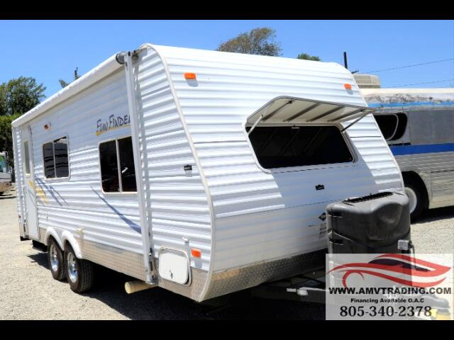 2006 Cruiser RV Fun Finder T210