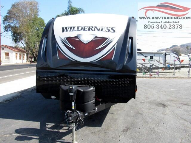 2019 Heartland Wilderness WD 2185RB