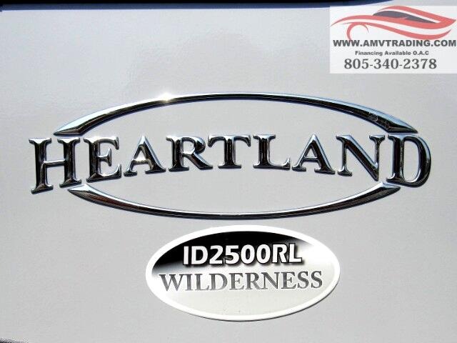2019 Heartland Wilderness 2500RL