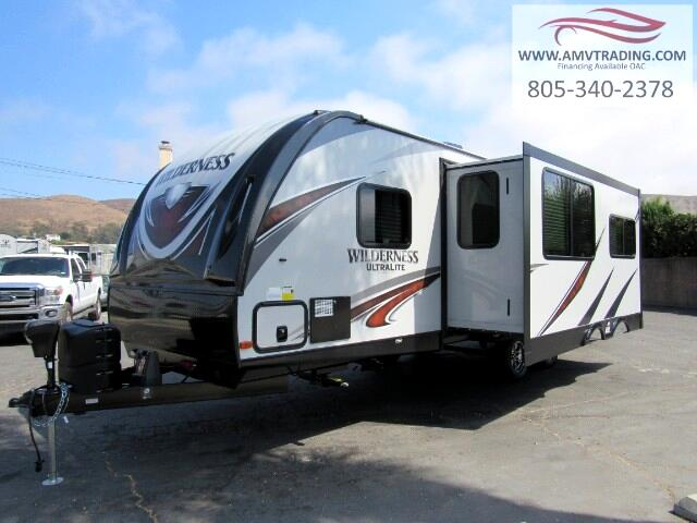 2019 Heartland Wilderness WD 2725 BH
