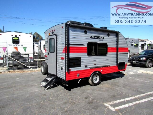 2019 Sunset Park RV 16BH Sun-Lite