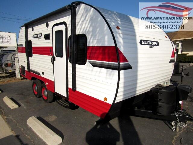 2019 Sunset Park RV SunRay Travel Trailer 199