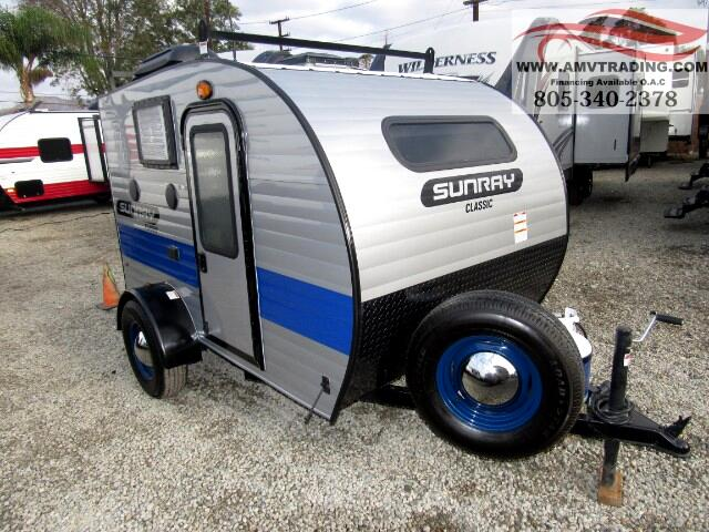 2019 Sunset Park RV SunRay Travel Trailer 109