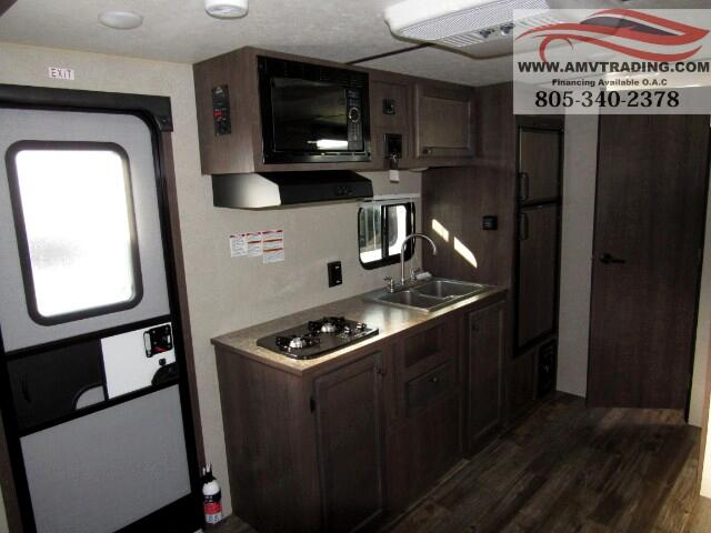 2019 Sunset Park RV 23WQBS Bunk House sleeps 6