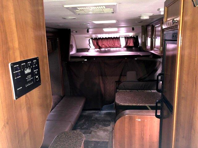 2018 Coachmen Leprechaun Series M-260 QB Ford E450
