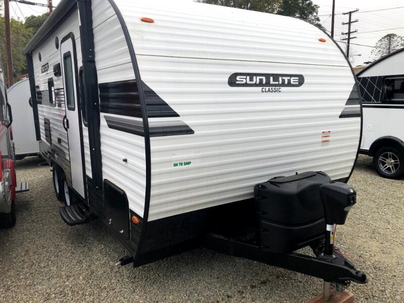 2020 Sunset Park RV SunLite Travel Trailer 21BHS