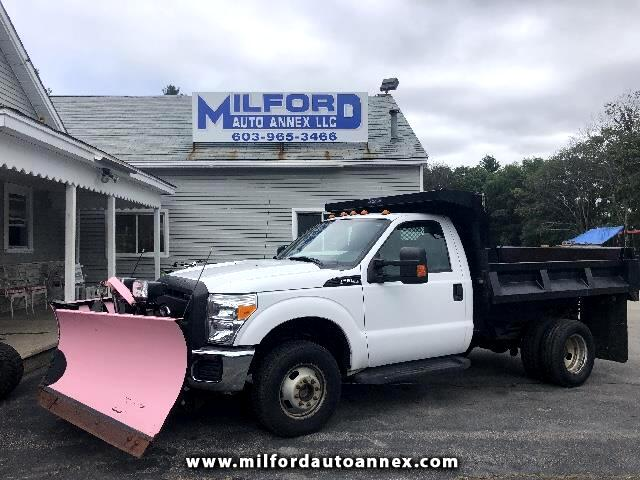 2012 Ford F-350 SD XLT DRW 4WD