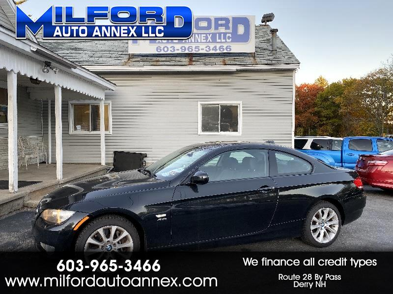 BMW 3-Series 335i xDrive Coupe 2010