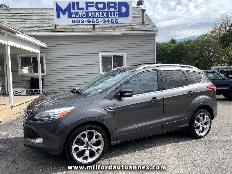 2015 Ford Escape Titanium 4WD