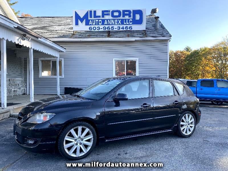 2008 Mazda MAZDASPEED3 Grand Touring 5-Door