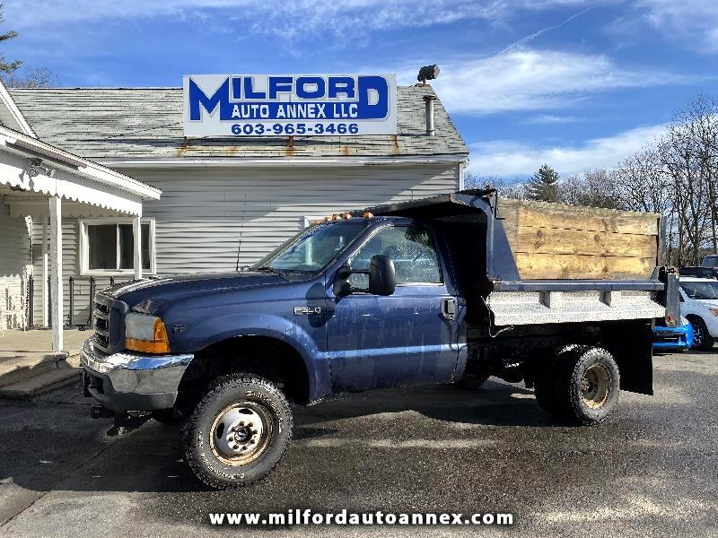 Ford F-350 SD XL 4WD DRW 2001
