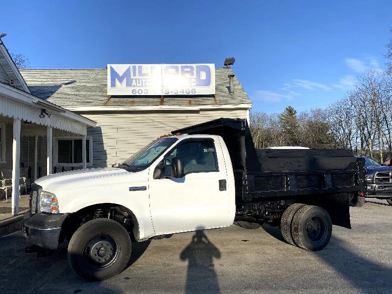 Ford F-350 SD XL 4WD DRW 2006