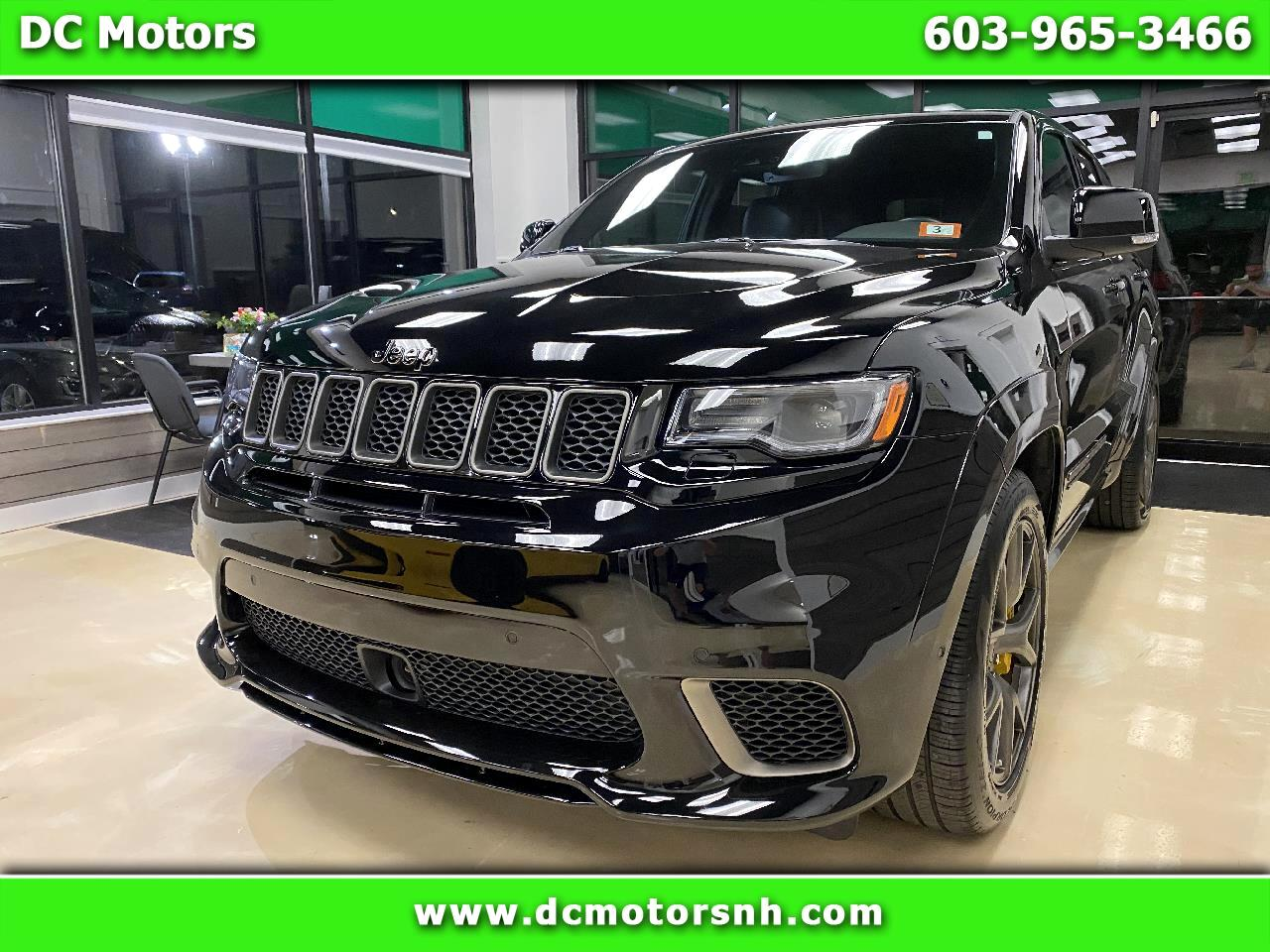 Jeep Grand Cherokee Trackhawk 4x4 2020