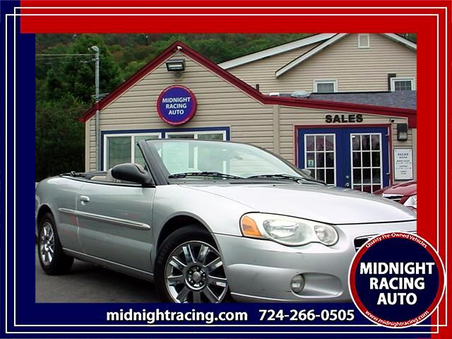 2004 Chrysler Sebring Limited Convertible
