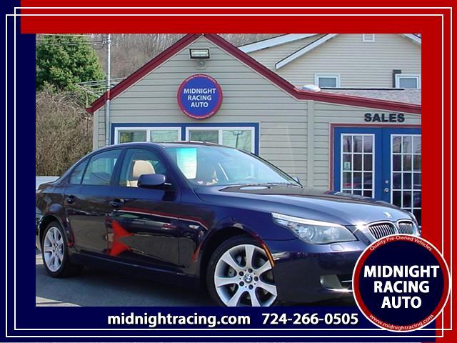 2008 BMW 535i xDrive Sport Package
