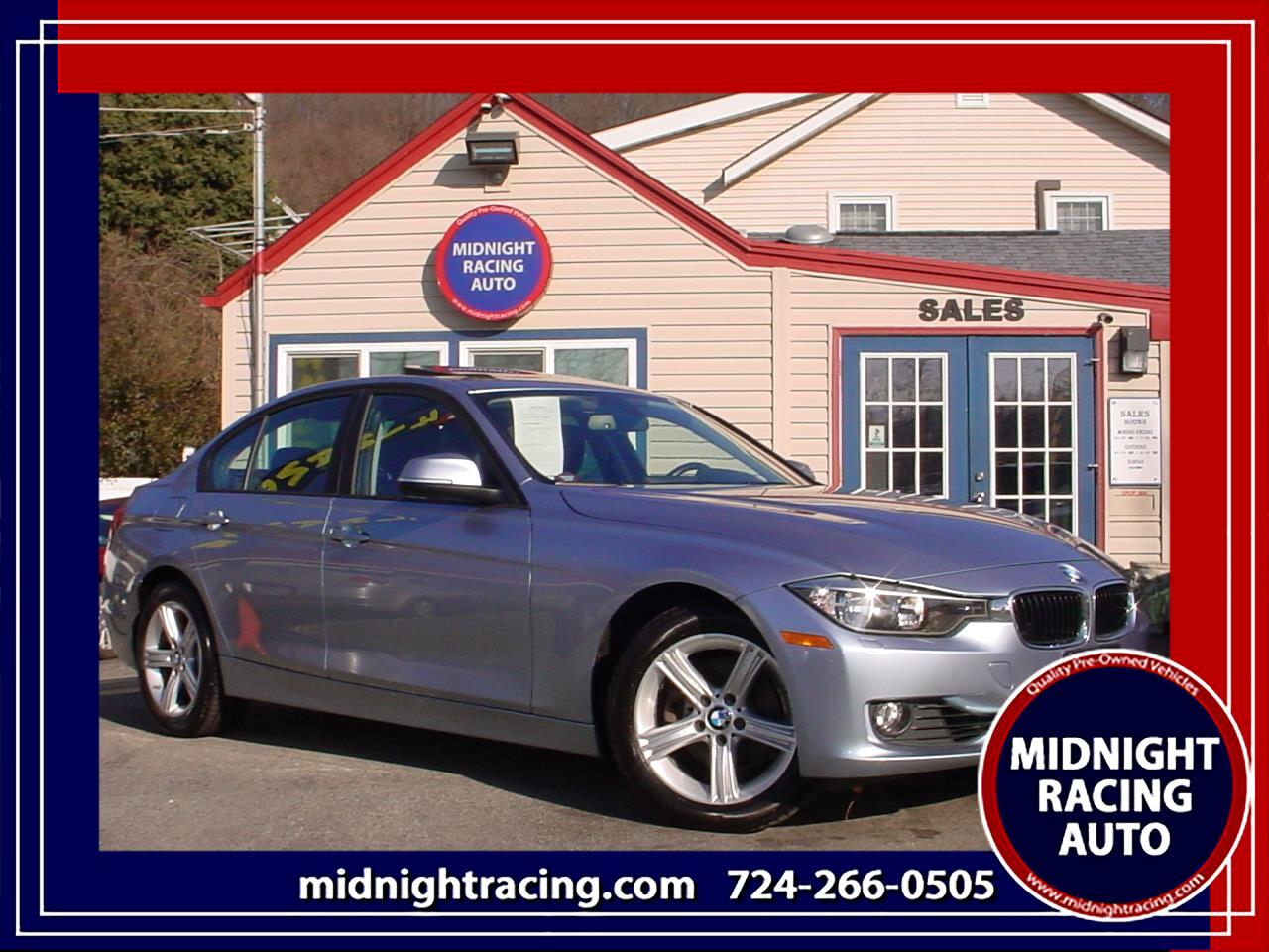 2013 BMW 328i xDrive LUXURY