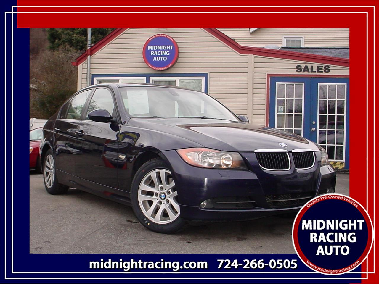 2007 BMW 328i xDrive MANUAL TRANSMISSION