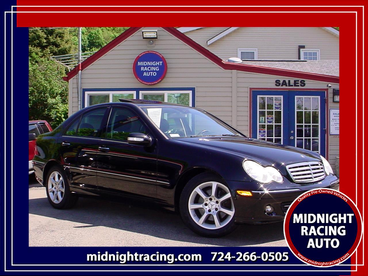 2007 Mercedes-Benz C280 4MATIC SPORT