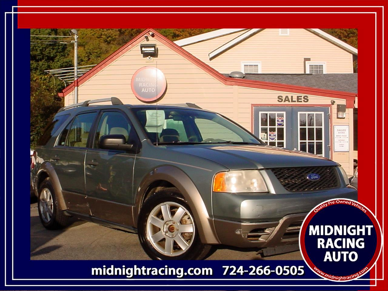 Ford Freestyle SE AWD 2005