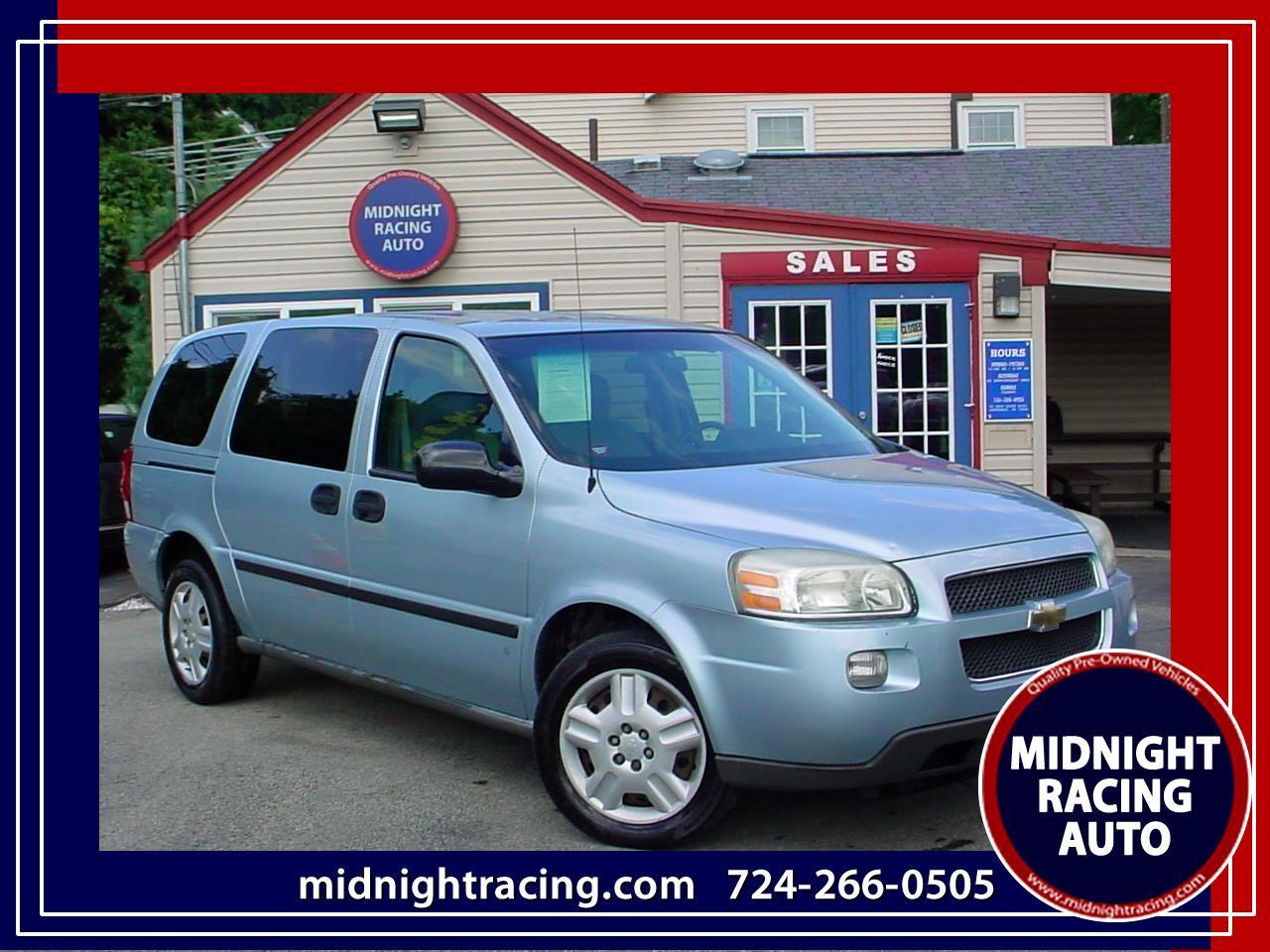 Chevrolet Uplander Cargo Van 2007
