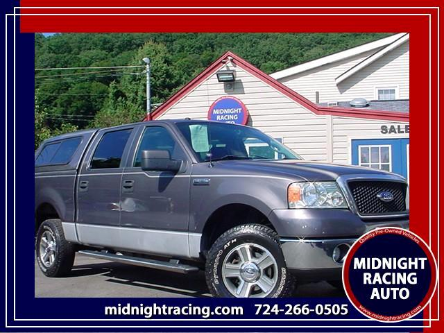 2007 Ford F-150 XLT 4WD SuperCrew 6.5' Box