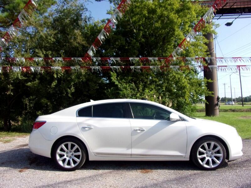 Buick LaCrosse CXS 2011