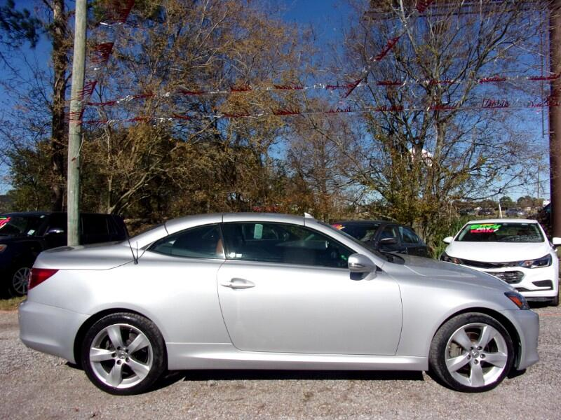 Lexus IS C 250 2011