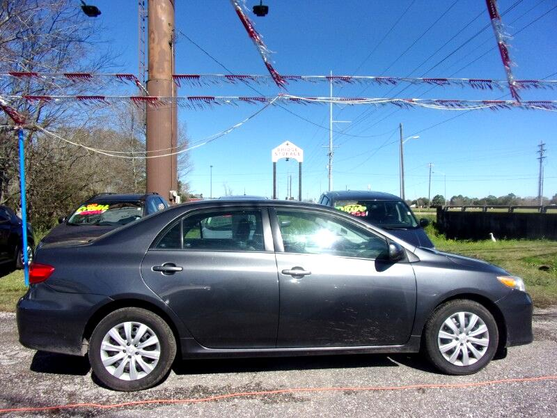 Toyota Corolla S 5-Speed MT 2013