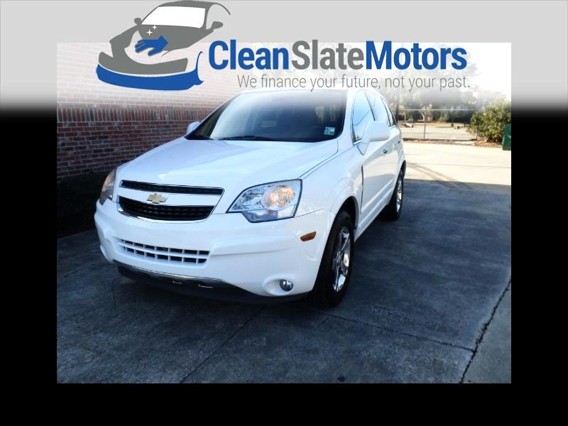 2012 Chevrolet Captiva Sport LTZ AWD