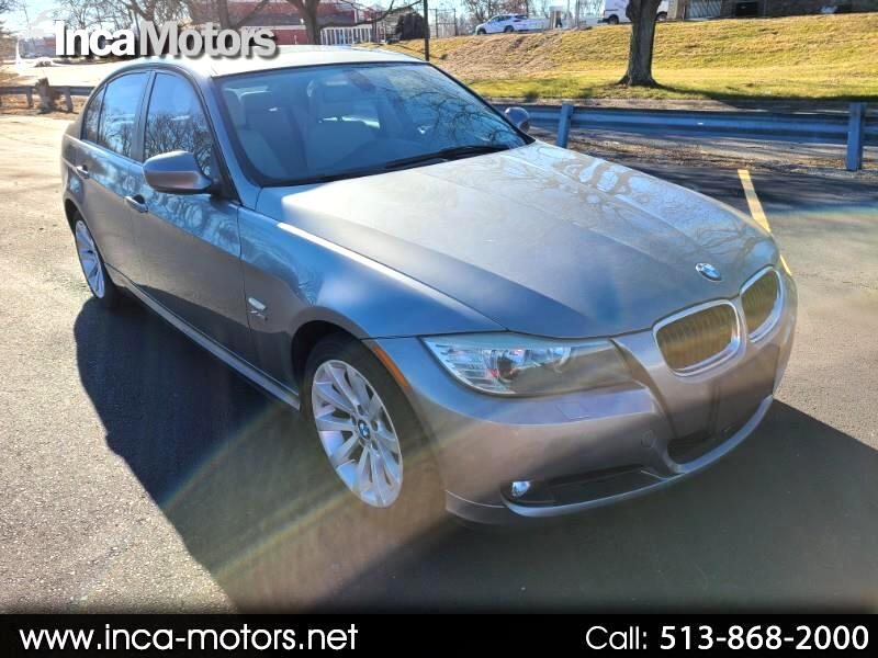 BMW 3-Series 328i xDrive 2011