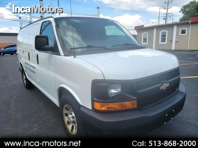 Chevrolet Express 1500 Cargo 2010
